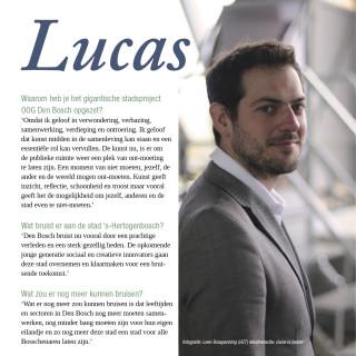 Lucas De Man Bruisende Bosschenaar juli 2014